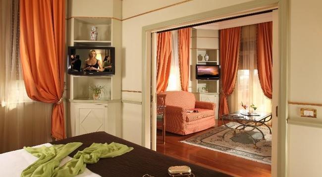 호텔 데글리 아린시 - 로마 - 침실