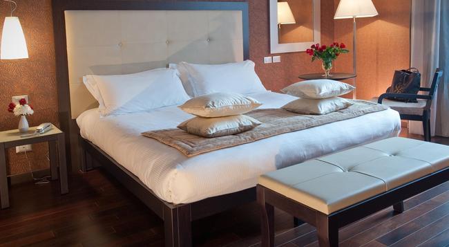 피우메 호텔 - 로마 - 침실