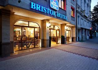 베스트 웨스턴 플러스 브리스톨 호텔