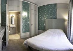Hotel Vaubecour - 리옹 - 침실