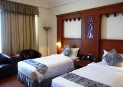 더 플래티넘 호텔 - 무스카트 - 침실
