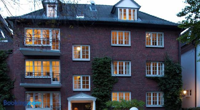 Von Deska Townhouses - Ivy House - 함부르크 - 건물