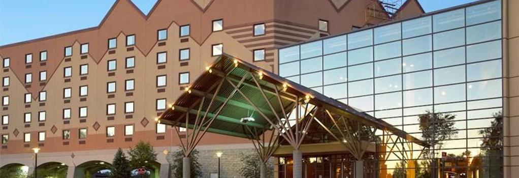 Kewadin Sault Ste Marie Hotel - Sault Ste. Marie - 건물