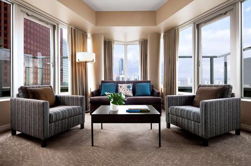 원 킹 웨스트 호텔 앤드 레지던스 - 토론토 - 침실