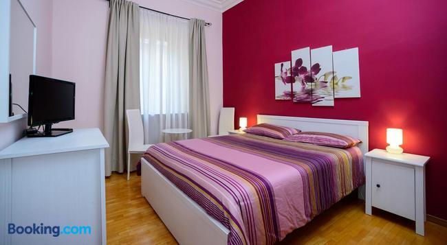 B&B Eternal Rome Inn - 로마 - 침실
