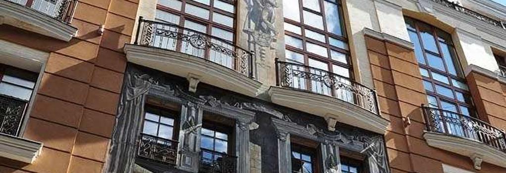 Nobilis Hotel - 리보프 - 건물
