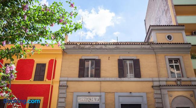 푸리오 카밀로 - 로마 - 건물