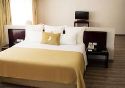 Best Western Plus Gran Hotel Morelia - 모렐리아 - 침실
