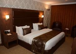 Ankawa Royal Hotel & Spa - Erbil - 침실
