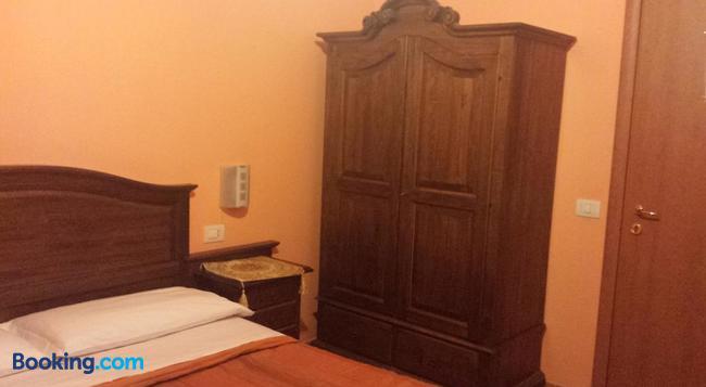 Pitagora B&B - 로마 - 침실
