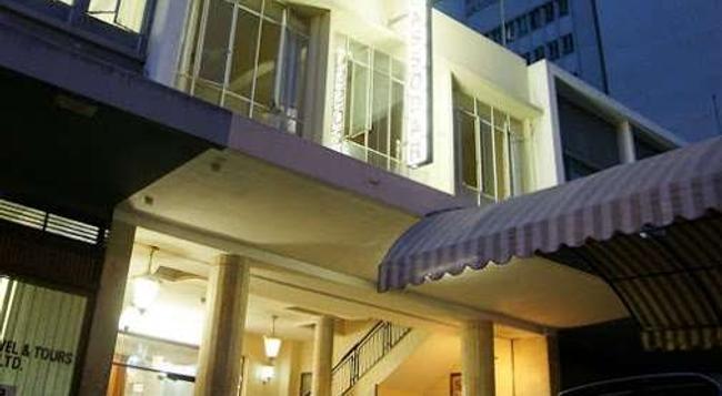더 뉴 앰배서더 호텔 - Harare - 건물