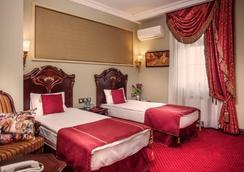 스타로 호텔 - 키예프 - 침실