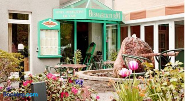 Hotel Restaurant Bismarckturm - 아헨 - 건물