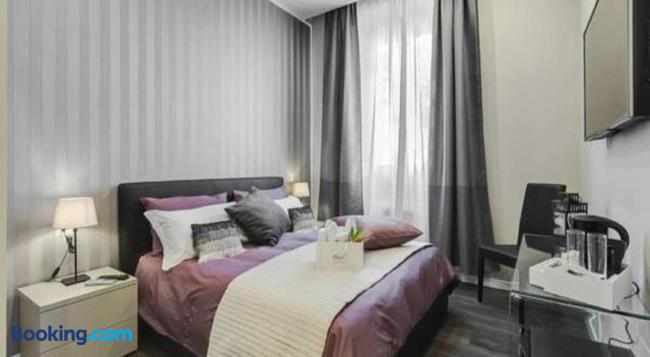 Hanky Suite - 로마 - 침실