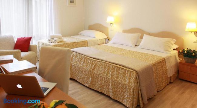 Residenza Giacomuzzi - 베네치아 - 침실