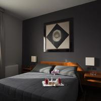 호텔 존 Guest room