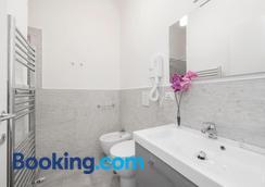 블랙 룸 콜로세오 - 로마 - 욕실