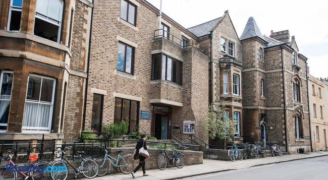 룰리 하우스 유니버시티 오브 옥스포트 - 옥스퍼드 - 건물