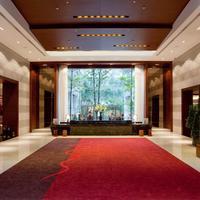 로얄 튤립 럭셔리 호텔 카랏 광저우 Royal Tulip Carat Guangzhou Lobby