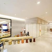 로얄 튤립 럭셔리 호텔 카랏 광저우 Royal Tulip Carat Guangzhou Lobby-1