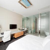 로얄 튤립 럭셔리 호텔 카랏 광저우 Royal Tulip Carat Guangzhou Deluxe Room