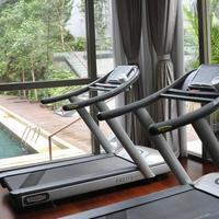 로얄 튤립 럭셔리 호텔 카랏 광저우 Royal Tulip Carat Guangzhou Gym-1