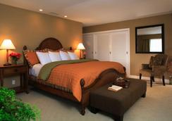 West Beach Inn, a Coast Hotel - 샌타바버라 - 침실