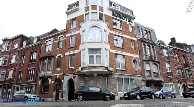 유로텔 - Liège - 건물