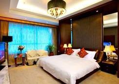 타이유안 데이즈 호텔 루안 - 타이위안 - 침실