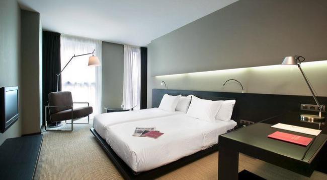호텔 실켄 그란 티아트로 - 부르고스 - 침실