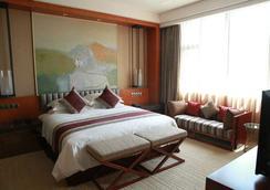 쳉두 공항 호텔 - 청두 - 침실