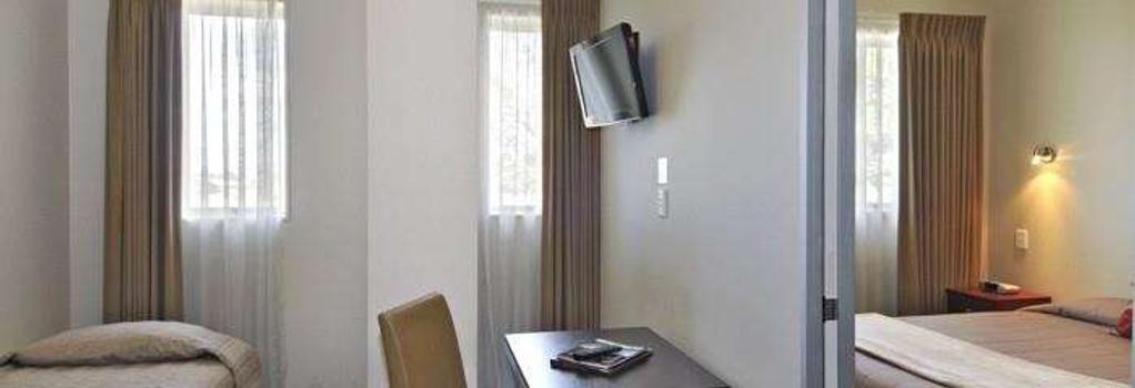 540 온 그레이트 사우스 모텔 - 오클랜드 - 침실