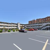 아메리카스 베스트 밸류 인 오크랜드 Exterior-Parking Lot