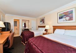 Americas Best Value Inn - Oakland / Lake Merritt - 오클랜드 - 침실