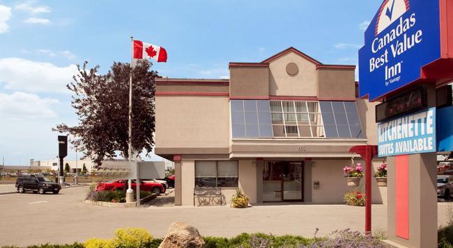 캐나다스 베스트 밸류 인 토론토 - 토론토 - 건물