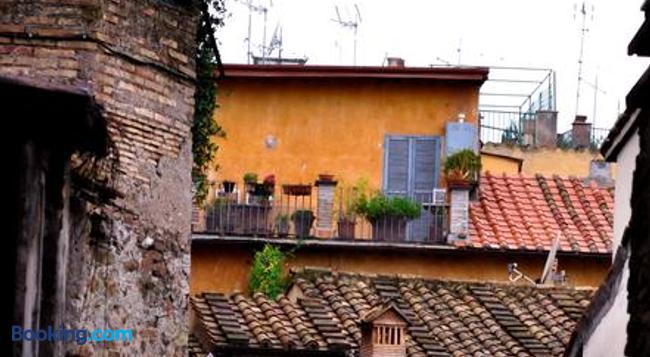 로칸다 델리 안티쿠아리 - 로마 - 건물