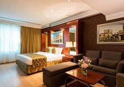 베스트웨스턴 플러스 호텔 도하 - 도하 - 침실