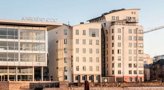 First Hotel River C - Karlstad - 건물