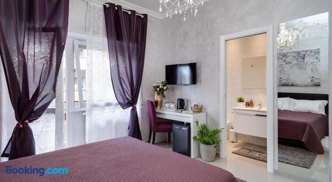 드림스롬 스위트 - 로마 - 침실