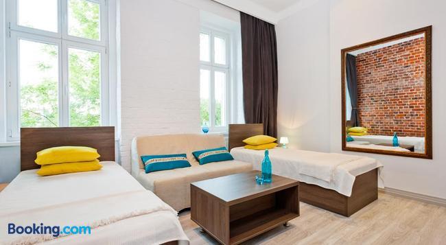 Moho S Hostel - 브로츠와프 - 침실