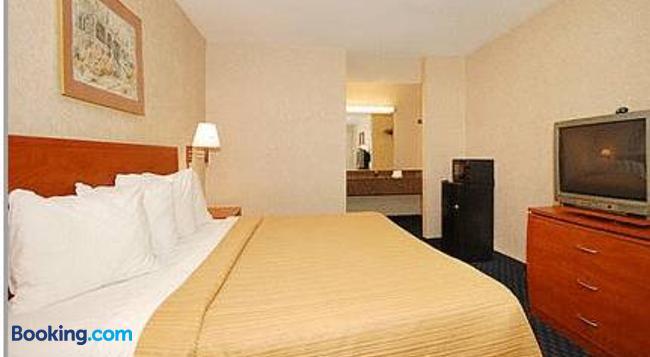Greenville Inn & Suites - 그린빌 - 침실
