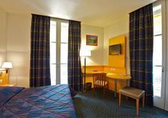 Hotel Le Bourbon - Pau - 침실