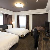 다이와 로이넷 호텔 요코하마-코엔 2 Single Beds Room
