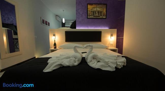 러브 오브 로마 - 로마 - 침실