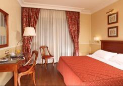호텔 크리스토포로 콜롬보 - 로마 - 침실