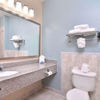 베스트웨스턴 플러스 노스웨스트 인 앤 스위트 Guest Bathroom