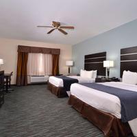 베스트웨스턴 플러스 노스웨스트 인 앤 스위트 Two Queen Bed Guest Room