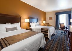 Best Western PLUS Casper Inn & Suites - 캐스퍼 - 침실