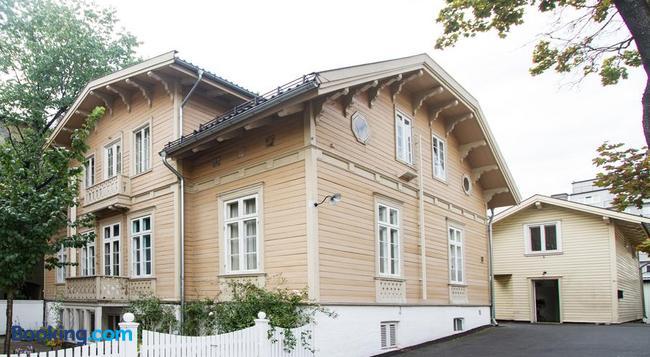 Camillas Hus - 오슬로 - 건물