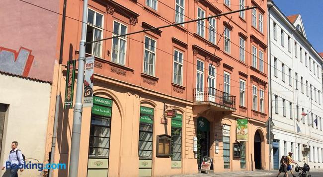 Charles Square Hostel - 프라하 - 건물